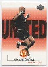 2001 - #U5 - Fabien Barthez-Manchester-Man Utd-Nous sommes unis-UPPER DECK CARTE