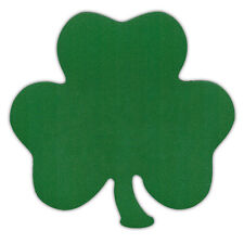 Green Irish Clover Car Magnets - Proud To Be Irish - Great For St. Patrick's Day