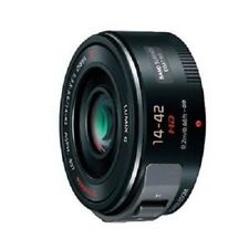 USED Panasonic LUMIX VARIO PZ 14-42mm f/3.5-5.6 ASPH Excellent FREE SHIPPING