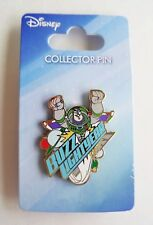 Disney Pin Jerry Leigh Collection Buzz Lightyear Flaying Pin S2049A NEW