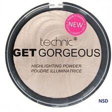 TECHNIC GET GORGEOUS HIGHLIGHTING FACE POWDER 12g - New