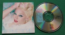 Madonna Bedtime Stories inc Human Nature & Sanctuary + CD