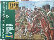 French Mounted Guard Chasseurs Scala 1/72 Revell