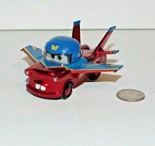 Disney Pixar Cars Toon Metallic Finish Take Flight Mater Hawk Diecast Metal 1:55