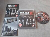 MAFIA 2 PS3 PLAYSTATION 3 PREOWNED