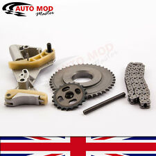 Oil Pump Chain Sprocket Tensioner Kit For Audi A4 A6 VW Passat 2.0 TDI BLB New