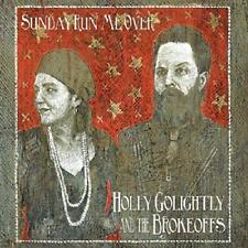 Golightly Holly And The Brokeoffs - Sunday Run Me Over (NEW VINYL LP)