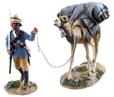 Britain 27030 War Along Nile Series British Camel Corps Trooper and Pack Camel