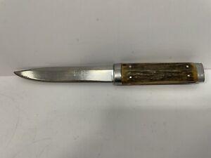 VINTAGE PUMA KNIFE HUNTING ANTIQUE HUNTING NR