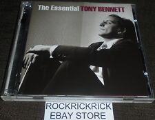 TONY BENNETT - THE ESSENTIAL TONY BENNETT -2 CD SET 39 TRACK-