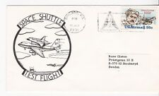 Space Shutte Test Flight Chicago, Ill May 15, 1981