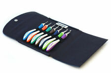Addi Crochet Swing Hook SET - Ergonomic! Skacel Lifetime Warranty