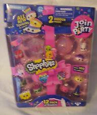 "Shopkins Join the Party ""Lanterns"" - Season 7 - 12 Pack - NIP - Sealed (Set B)"