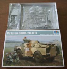 SOVIET BRDM-2 (LATE) ARMORED CAR KIT - TRUMPETER 05512 1/35