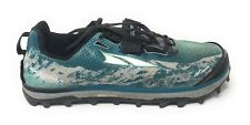 Altra Footwear Women's King Mt Trail Running Shoes, Black/Teal, 9.5 Us (Used)