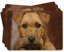 Lakeland Terrier Dog Picture Placemats in Gift Box, AD-LT2P