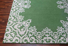New Brand Color Green 5x8 French Carmen Handmade Persian style Rugs Carpet