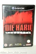 DIE HARD VENDETTA GIOCO USATO BUONO NINTENDO GAMECUBE EDIZIONE ITALIANA PAL GS1