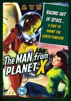 Nuovo The Man From Planet X DVD