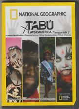 *National Geographic: Tabu Latinoamerica: TEMPORADA 2 (DVD)