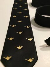 Genie Lamp Necktie, Aladdin, Cool And Fun