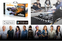 Anki Overdrive Fast & Furious Edition Smart AI Tech Car Racing Track Starter Kit