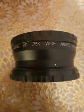 Century Pro Schneider Optics HD 0.75x wide angle converter for Sony PMW EX1