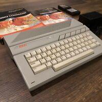 Atari 65XE with PSU & Games