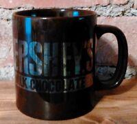 Hershey's Coffee Mug Vintage Staffordshire Made in England Kiln Craft Cup