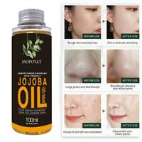 Jojoba Oil 100ml Blackhead Moisturizing Base Oil Skin Care Massage Oil