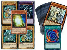 Kaiba 41-Cards Deck LDK2 Stone of Ancients +Blue-Eyes Set_Polymerization YUGIOH