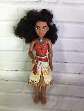 Hasbro Disney Princess Moana Classic Doll With Outfit Pacific Islander