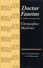 DOCTOR FAUSTUS - BEVINGTON, DAVID M. (EDT)/ RASMUSSEN, ERIC (EDT) - NEW PAPERBAC