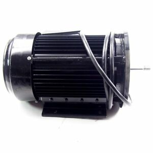 7.5 HP 3 Phase 2 Pole Induction Motor for DAYTON HV2129500G for 3AA26