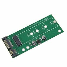 SATA III to M.2 (NGFF) SSD Adapter Converter Card for Windows 95/98/ Linux/Win 7