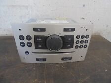 CD-speler radio Opel Astra H CD30 entheiratet 1.7CDTi 81kW A17DTJ 135529