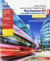 9788808367167 Performer B1. Updated with new preliminary tutor. ...one online: 2