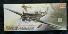 new,sealed Academy 1/72 scale Curtiss P-40 M/N Warhawk, kit 1667