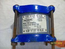"DRESSER COUPLING 6.90"" x 7.22"" STYLE 138 , 0138-0722-0722-00 (see description)"