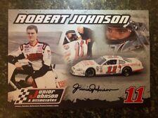NASCAR Signed Junior Johnson Postcard – 25 cards ship for $9