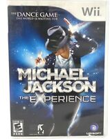 Michael Jackson: The Experience (Nintendo Wii, 2010) , No Manual