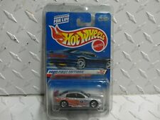 2000 Hot Wheels #81 Silver Holden w/Transparent Wing   VHTF in Protecto