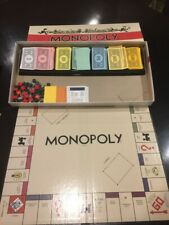 Retro Monopoly 1935 First Deluxe Edition Classic Reproduction 2002 Sealed