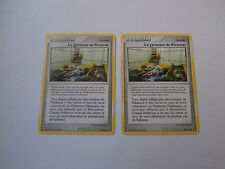 Carte Pokemon Le gymnase de Rivamar Rivaux Emergeants x 2 !!!
