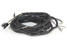 68 Mustang Tail Light Wiring Harness, Fastback