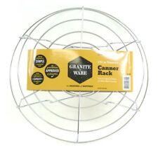 Granite Ware 0715-6 Canner Rack 21.5qt,