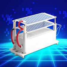 Ozone Generator 110V 10g/H Shock Treatment Ozonizer Double Ceramic Plate GLF