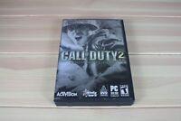 Call of Duty 2 Collector's Edition with Call of Duty Game of the Year Edition PC