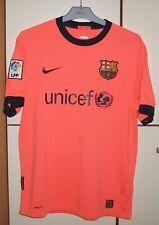 FC Barcelona 2009 - 2010 Third football shirt jersey Nike size M