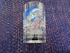 McDonalds Disney Remember the Magic 25th Anniversary Mickey Glass New